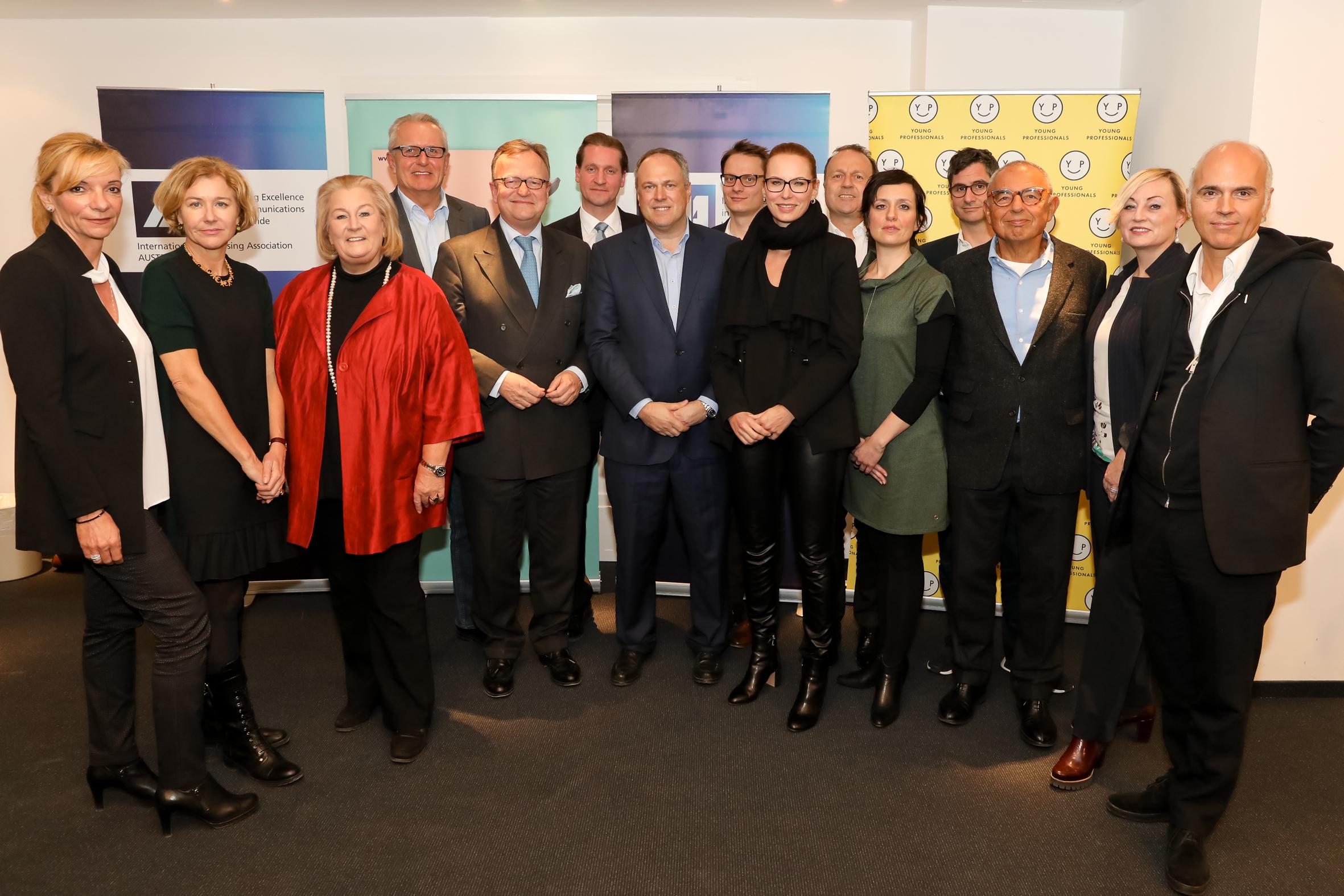 IAA Austria Vorstand 2017